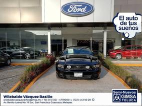 Ford Mustang 5.0l Gt Equipado V8 Aut 2014