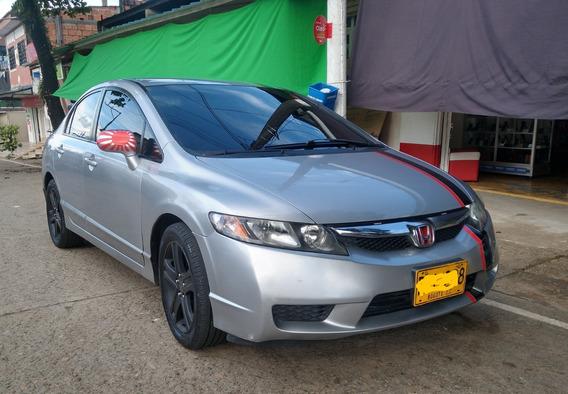 Honda Civic Lx 1.8 2011