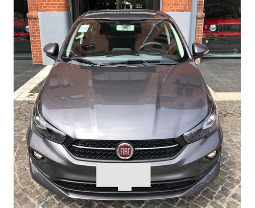 Fiat Cronos Drive Automático 40.000km Color Gris