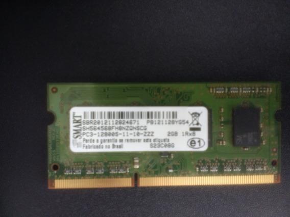 Memória Ddr3 2gb Notebook Dell