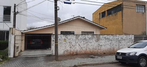 Terreno À Venda Com 770m² Por R$ 850.000,00 No Bairro Hauer - Curitiba / Pr - Eb+8994