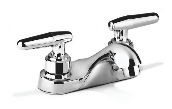 Lavamanos Grifo Hogar Baño Tipo Codorniz Silverline