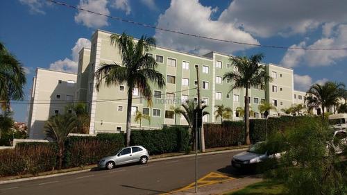 Apartamento Com 2 Dormitórios À Venda, 45 M² Por R$ 199.000,00 - Vila Carminha - Campinas/sp - Ap4167