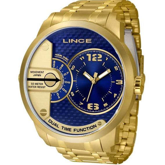 Relógio Lince Masculino Mrgh049sd2kx