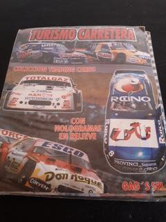 Album Figuritas Turismo Carretera