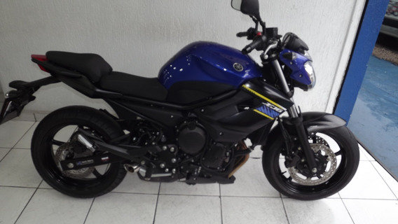 Yamaha Xj6 N Abs 2019 Azul