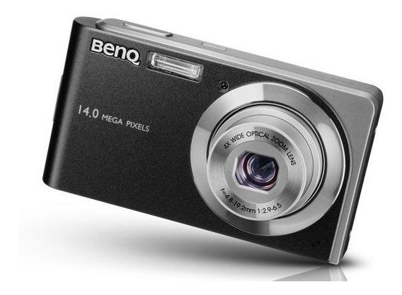 Camara Benq 14.0 Megapixeles Memoria De 8 Gb Con Estuche