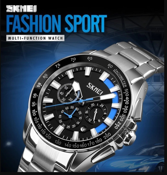 Relógio Skmei Masculino Quartz Modelo 9167