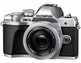 Camera Olympus Om-d E-m10 Mark Iii Mirrorless + Ez 14-42mm
