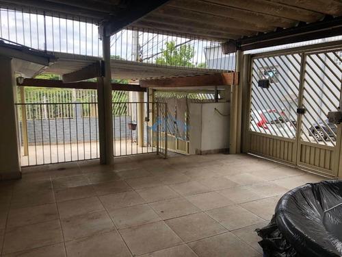 Sobrado Com 3 Dormitórios À Venda, 254 M² Por R$ 999.000,00 - Jardim Dos Camargos - Barueri/sp - So1155