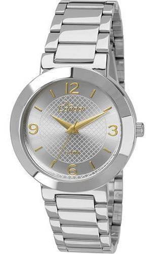 Relógio Condor Feminino Eterna Bracelete Co2035klo/3k Prata