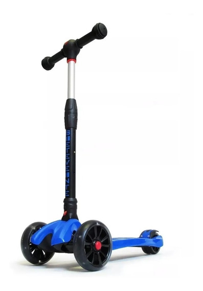 Monopatin Cobra Scooter 720 Luces Profesional Plegable Niños
