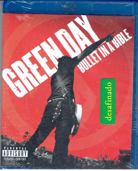 Brd - Green Day - Bullet In A Bible