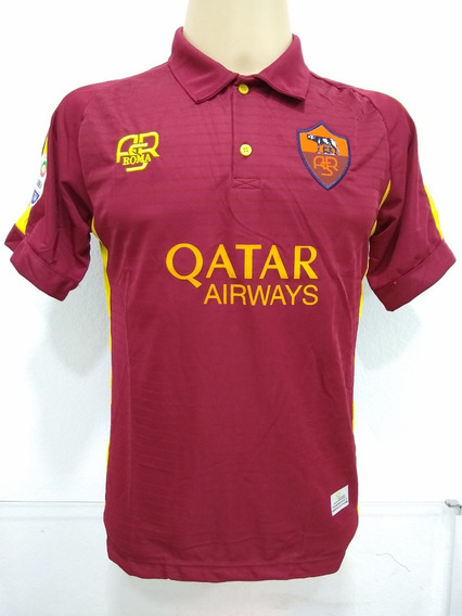Camisa Da Roma Kit 2 Peças