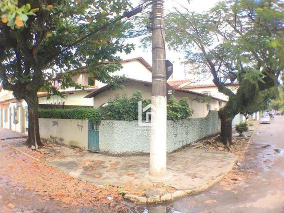 Oportunidade: Casa De Esquina Em Localização Privilegiada Da Praia Da Costa - Ca0011
