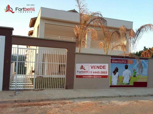 Imagem 1 de 15 de Sobrado Com 2 Dormitórios À Venda, 84 M² Por R$ 209.900,00 - Chácaras São José - Franco Da Rocha/sp - So0777