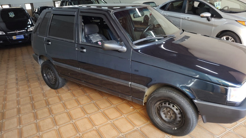 Imagem 1 de 9 de Fiat Uno Mille 1.0 Eletronic 4pt 95 96 Lms Automoveis