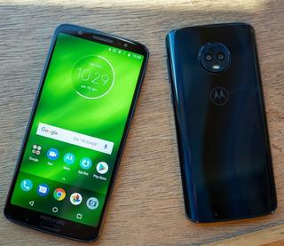 Motorola G6 Plus 4gb + 64gb Doble Sim Liberado Nuevo
