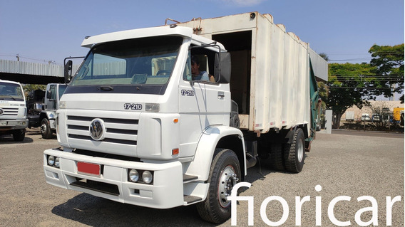 Vw 17.210 2000/00 No Chassis