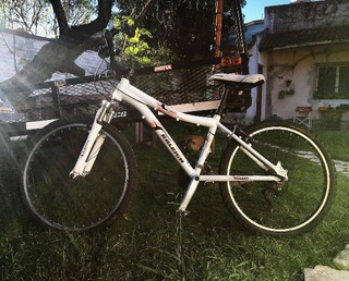 Bicicleta Raleigh Rod 24 Scout Impecable!!