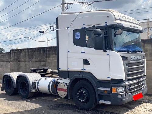 Scania- R440 - Higline - 6x2 - 2018 Oportunidade Única !