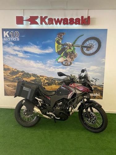Imagem 1 de 9 de  Kawasaki Versys X 300 Tr 2021 - Realizaremos Seu Sonho