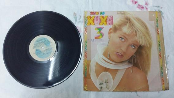 Lp De Xuxa. Intru Mix Dj.