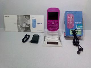 Nokia Asha 201.2 Movistar ··· Envío Gratis ···
