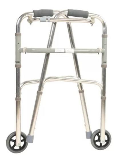 Andadera Ortopedica De Aluminio Economica Envio Gratis
