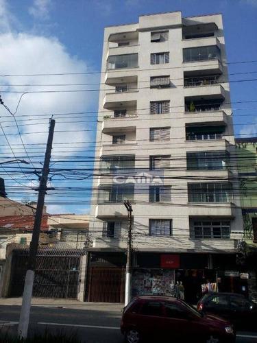 Imagem 1 de 1 de Apartamento Com 3 Dormitórios À Venda, 158 M² Por R$ 450.000,00 - Tatuapé - São Paulo/sp - Ap21512