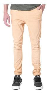 Pantalon Chino Vicus B Plain Beige