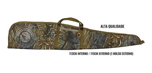 Capa Case Arma Aeg Airsoft Média - Tactical Dacs Capim