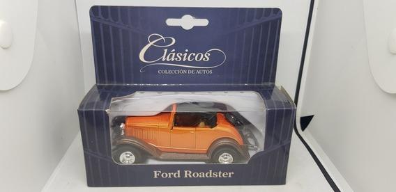 Coleccion Clasicos Ford Roadster No Inolvidables
