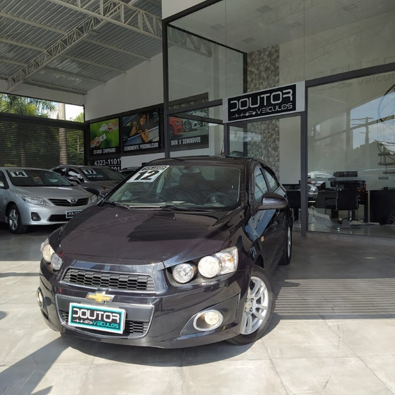 Chevrolet Sonic 1.6 Ltz Sedan Flex Automático 2012/ Sonic 12