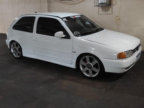 Volkswagen Gol Tsi Ap 2.0 Branco Completo O + Top Do Ml