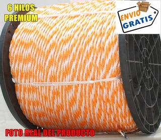 Tendedero 6 Hilos 20 Kilos Premium