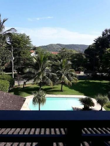 Casa Com 4 Dormitórios À Venda, 550 M² Por R$ 4.100.000,00 - Itaipu - Niterói/rj - Ca0918