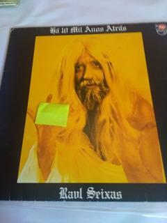 Disco De Vinil Raul Seixas Há 10 Mil Anos Atrás
