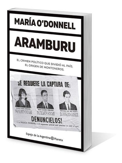 Aramburu De María O