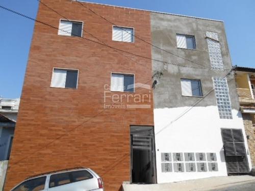 Imagem 1 de 6 de Condomínio Fechado Com 18 Apartamentos À 1km Metrô Tucuruvi - Cf34577