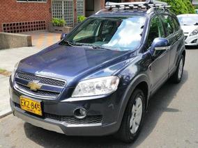 Chevrolet Captiva Ltz, 7 Puestos, 81.300 Km