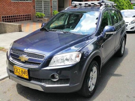Chevrolet Captiva Ltz,7 Puestos, 81.300 Km, Full Equipo