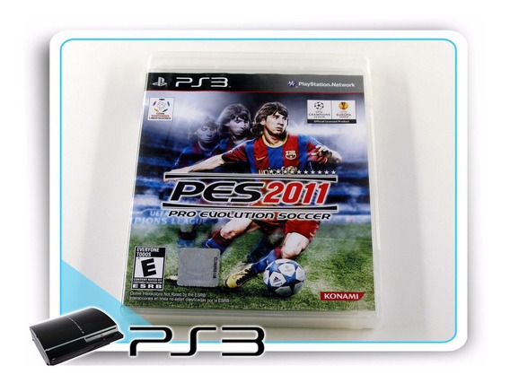Ps3 Pes 2011 Original Playstation 3
