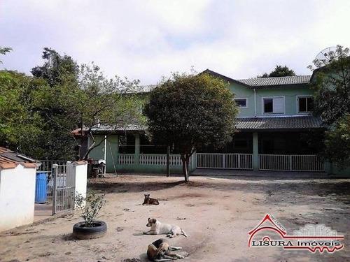 Imagem 1 de 15 de Chácara / Área No Jd Do Vale A 2 Mim Do Centro De Jacareí Sp - 2929