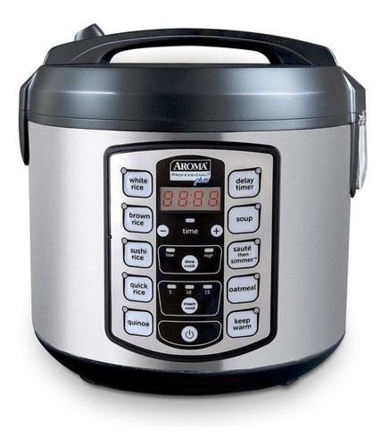 Arrocera Y Vaporera Electrica Digital Aroma 20 Tazas - Sushi