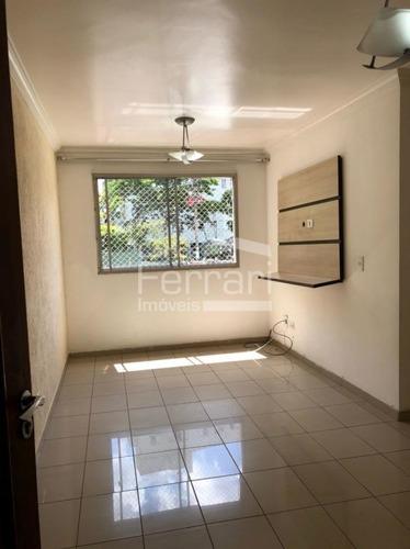 Apartamento A Venda Próximo Ao Hipermercado Andorinha Zona Norte - Cf33364