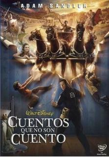 Pelicula Infantil Cuentos Que No Son Cuento Dvd