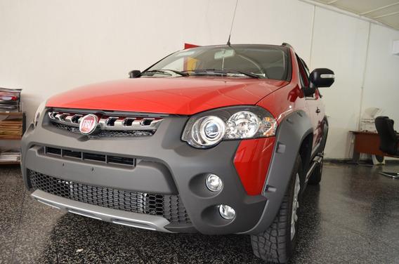 Fiat Strada 1.6 Adventure D/cab Entrega Inmediata!!