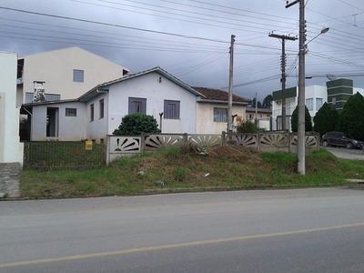 Casa Com 2 Quartos Proximo Ao Hospital Em Canoinhas-sc