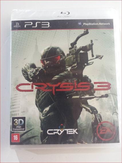 Crysis 3 (3d) Em Inglês { Ps3 }